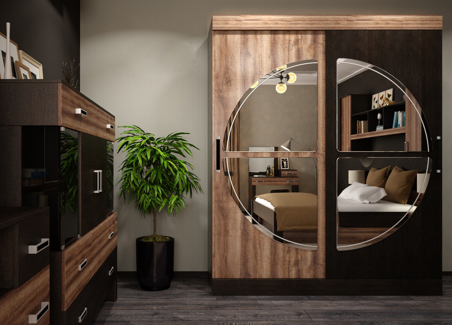 Спальня Верде Стол туалетный СТ