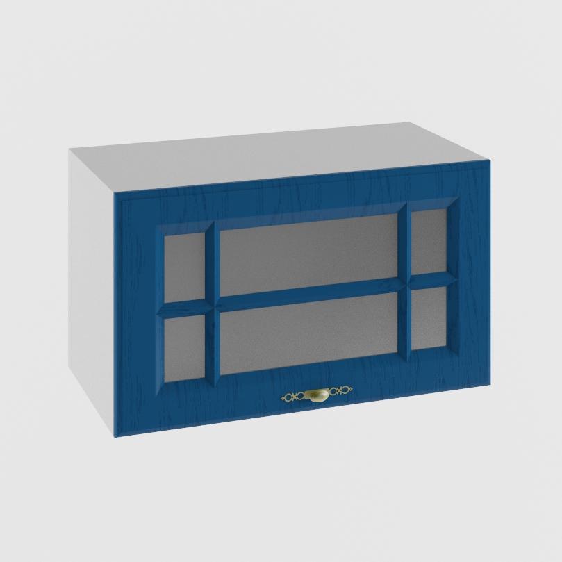 Кухня Гранд ПГС 600 Шкаф верхний горизонтальный стекло