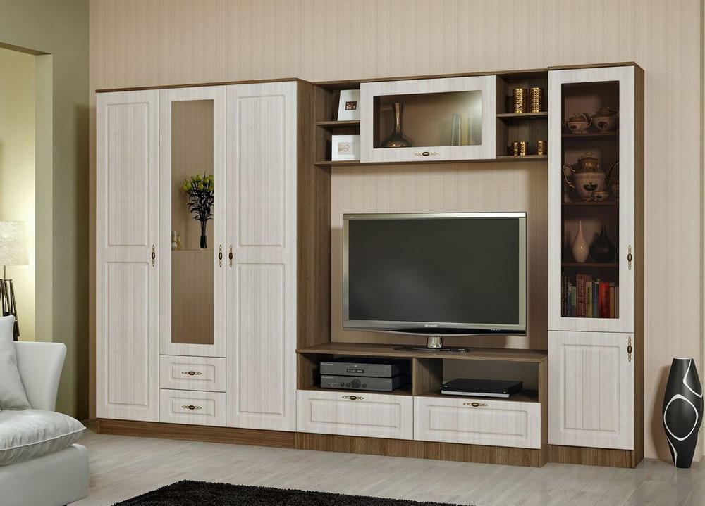 Шкаф комбинированный Ницца 135.1