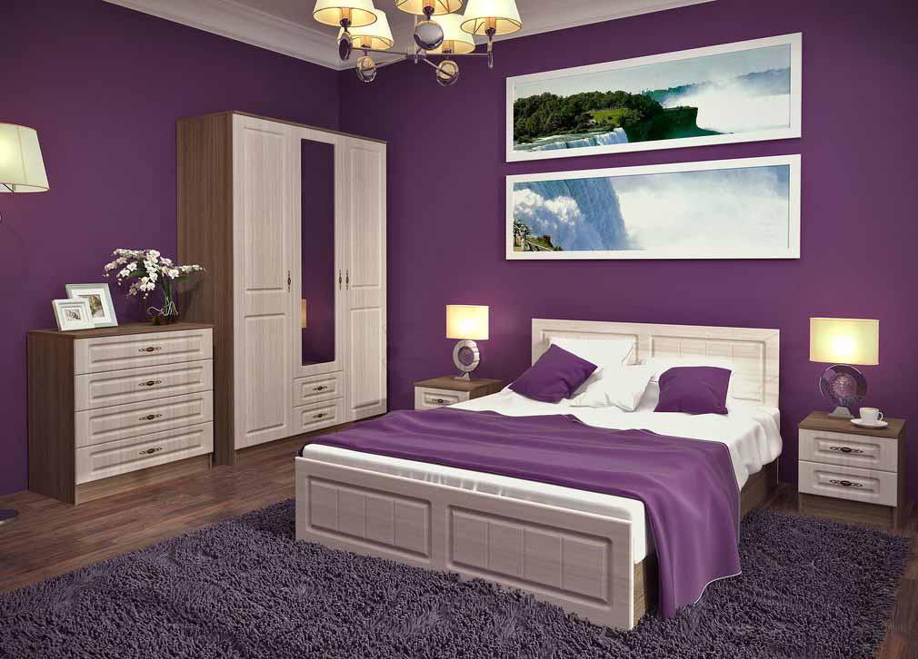Кровать Ницца К 160.1