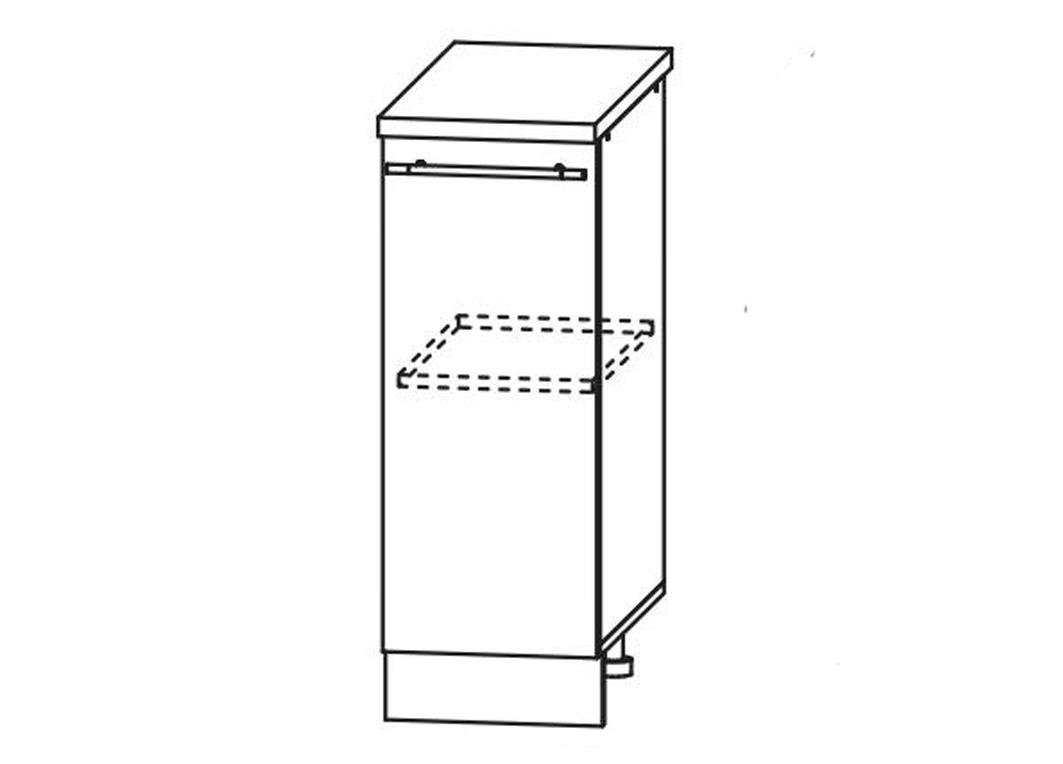 Кухня Лиза-2  Корпус нижний ШН 300