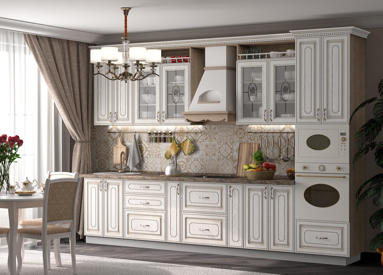 Кухня Анжелика 3400