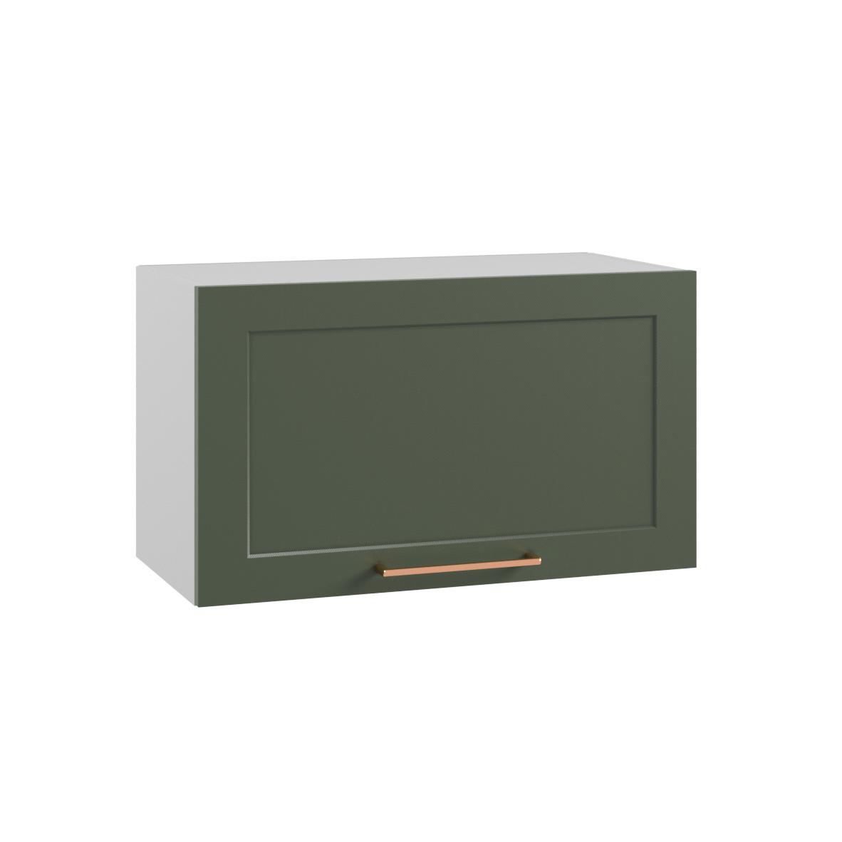 Кухня Квадро ГПГ 600 Шкаф верхний глубина 574