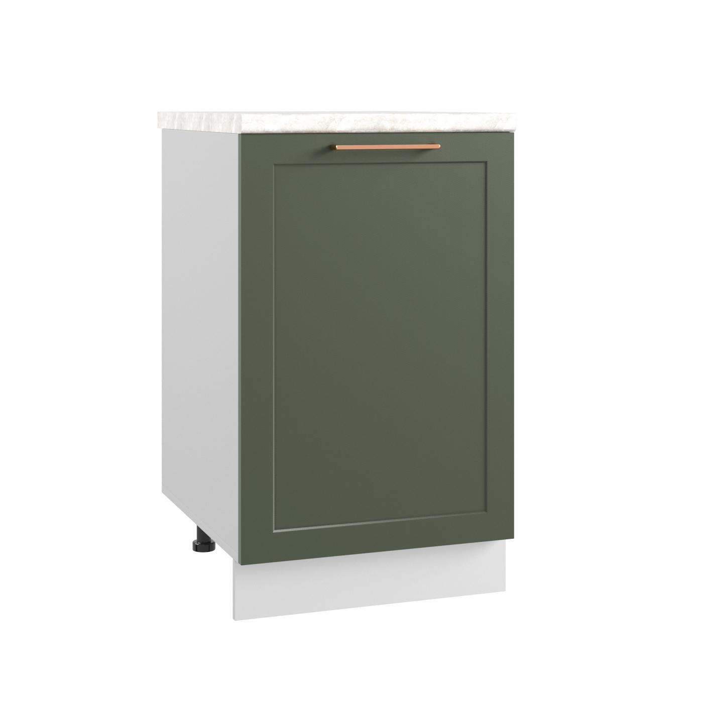 Кухня Квадро МС 601 Шкаф нижний глубина 330