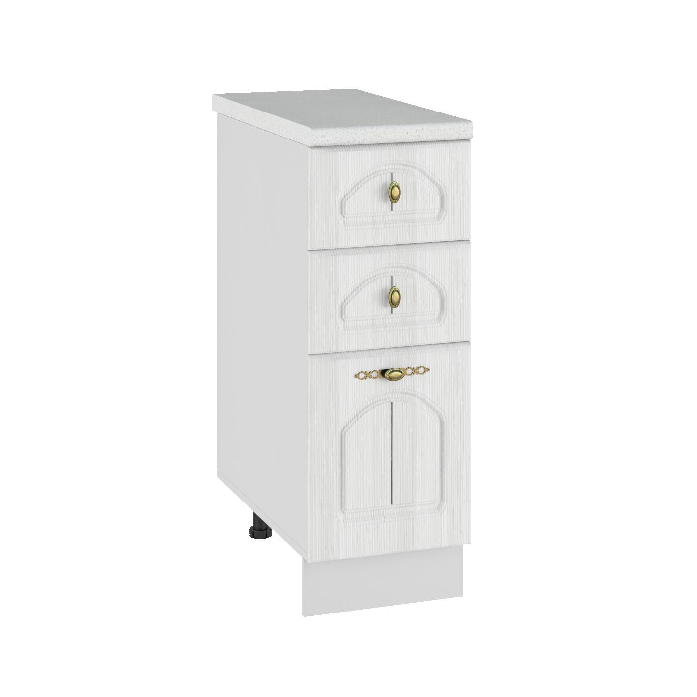 Кухня Монако СЯ 300 Шкаф нижний с ящиками