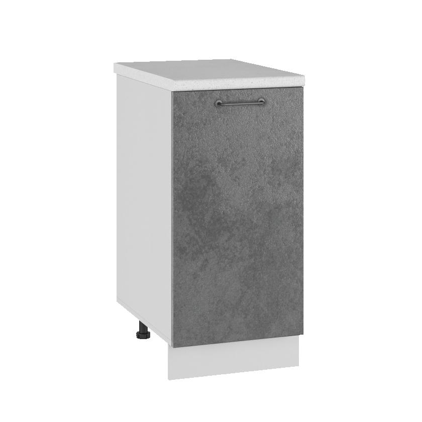 Кухня Лофт МС 400 Шкаф нижний глубина 330