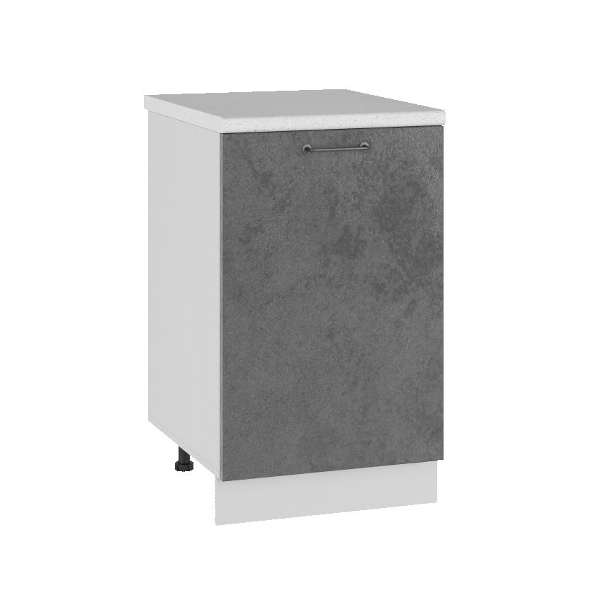 Кухня Лофт МС 500 Шкаф нижний глубина 330