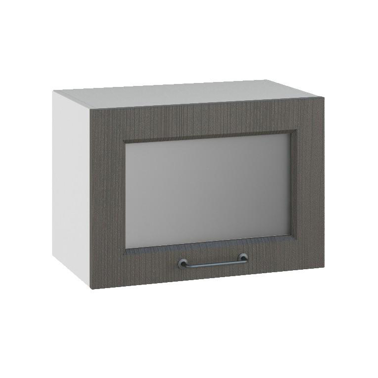 Кухня Капри ПГС 500 Шкаф верхний горизонтальный стекло