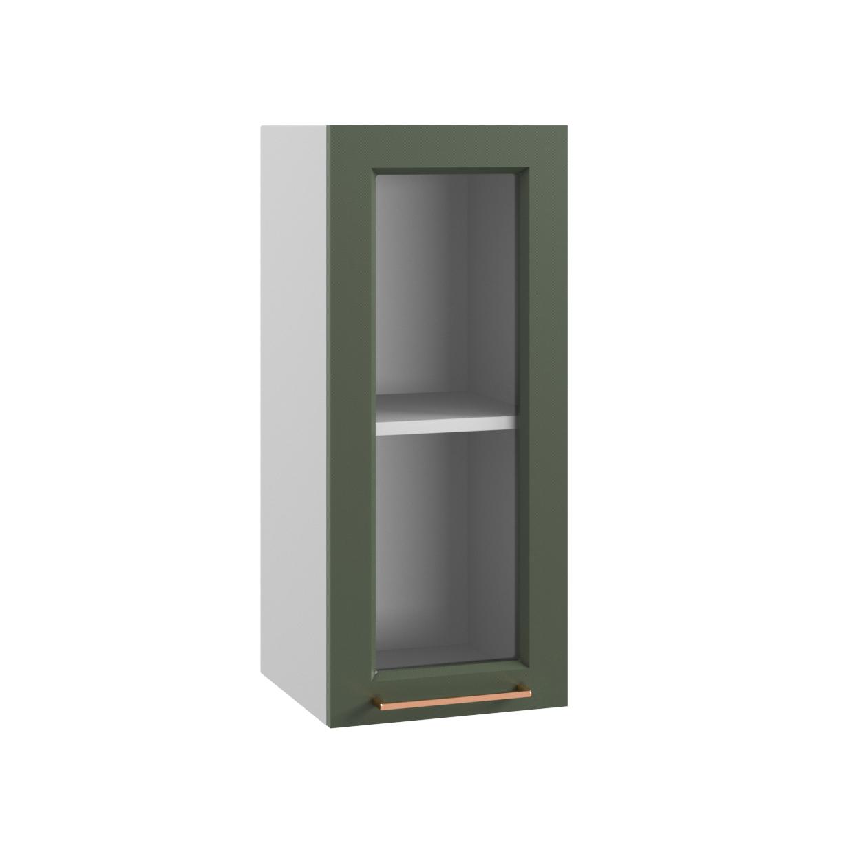 Кухня Квадро ПС 300 Шкаф верхний стекло