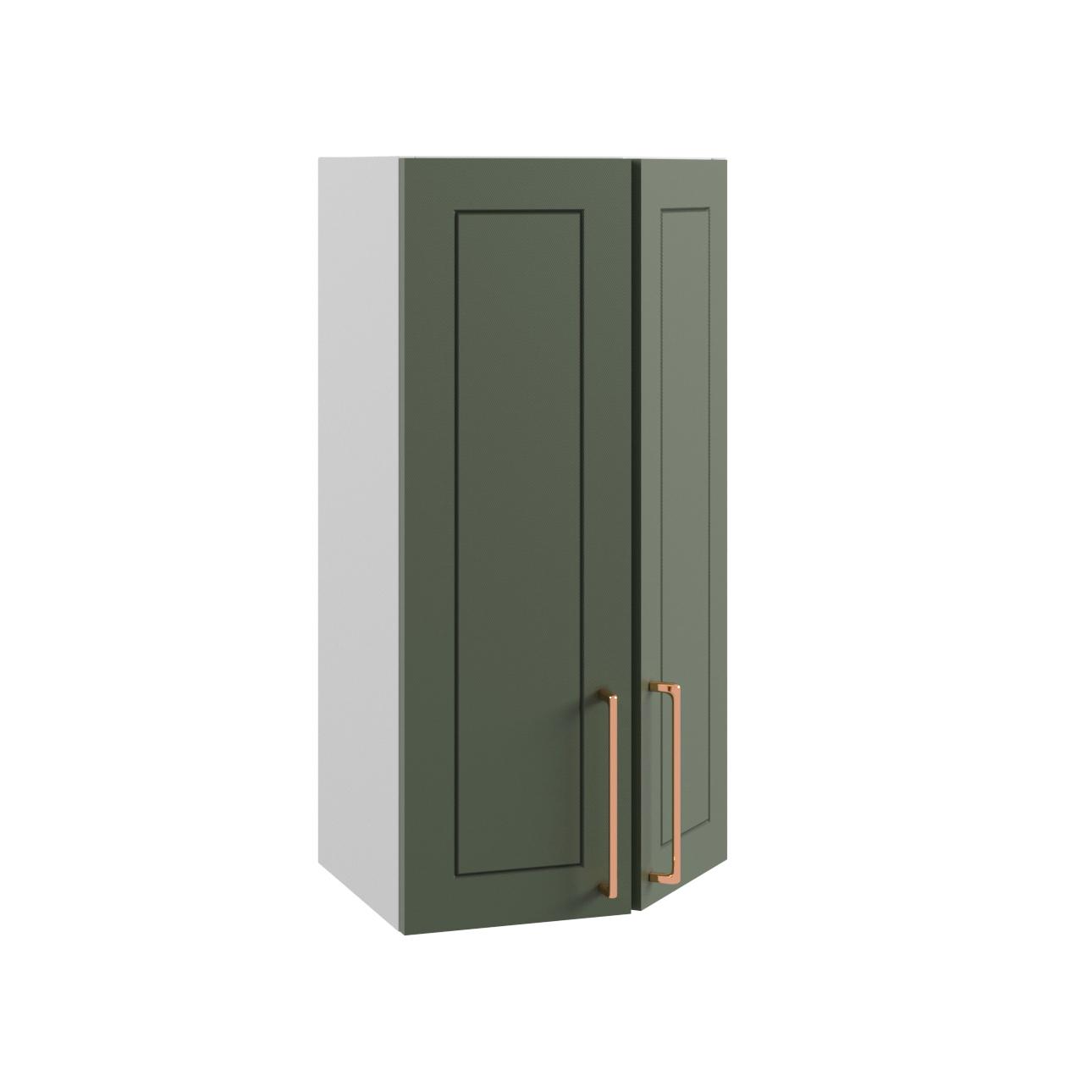 Кухня Квадро ПТ 400 Шкаф верхний торцевой