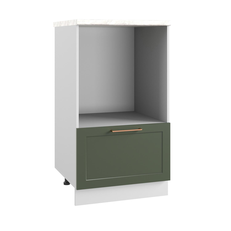 Кухня Квадро СН 600 Стол с нишей для техники
