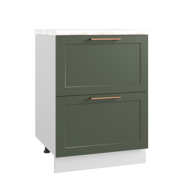 Кухня Квадро КМЯ 600 Шкаф нижний ящики с метабоксами