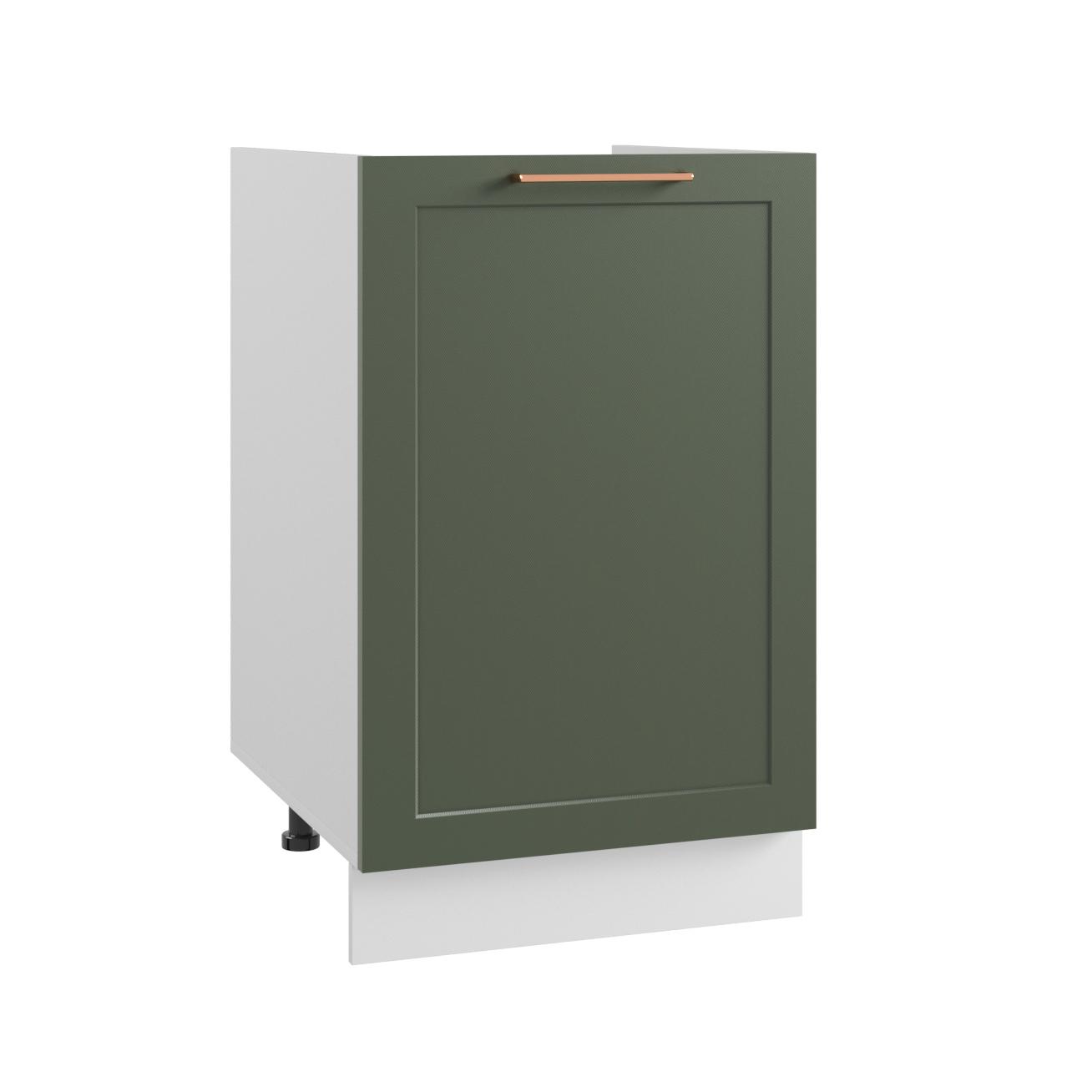 Кухня Квадро СМ 500 Шкаф нижний под мойку