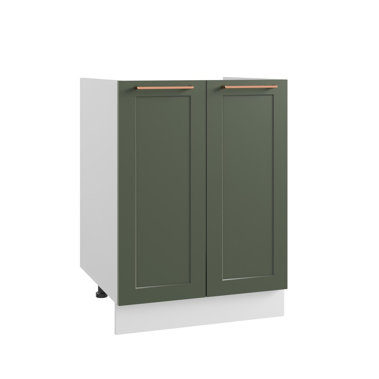 Кухня Квадро СМ 600 Шкаф нижний под мойку