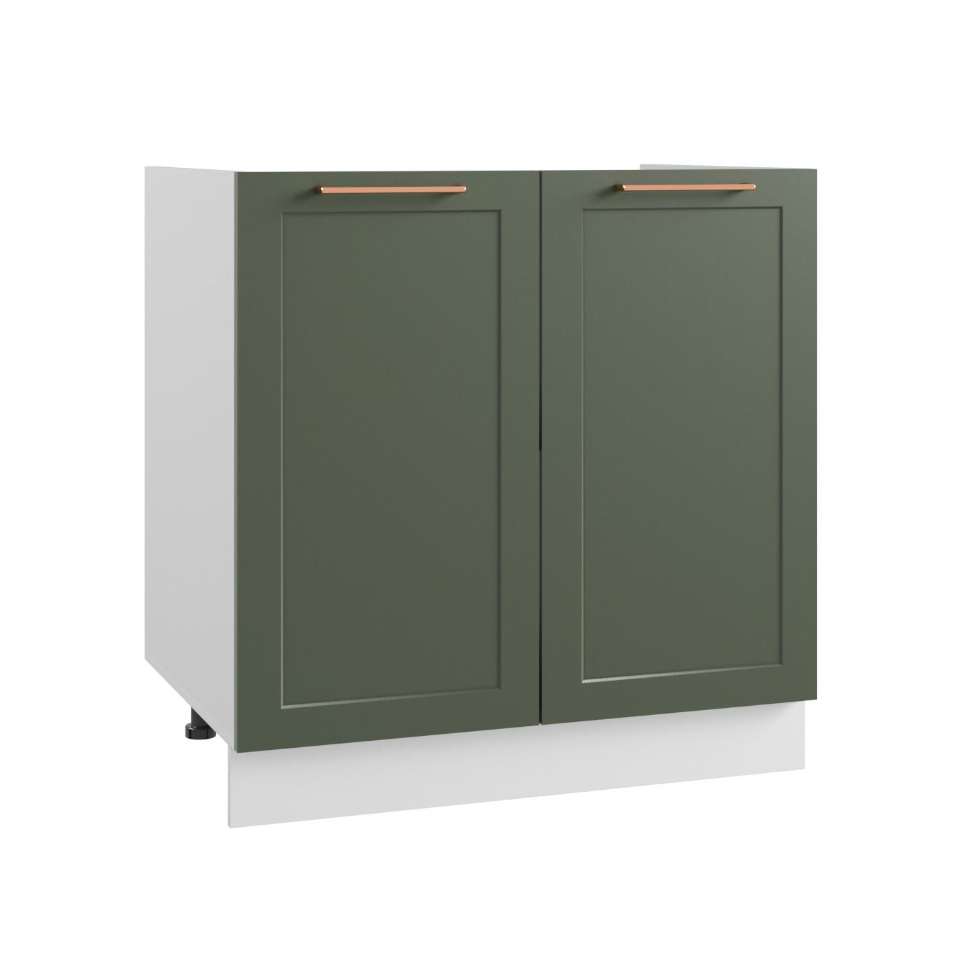 Кухня Квадро СМ 800 Шкаф нижний под мойку