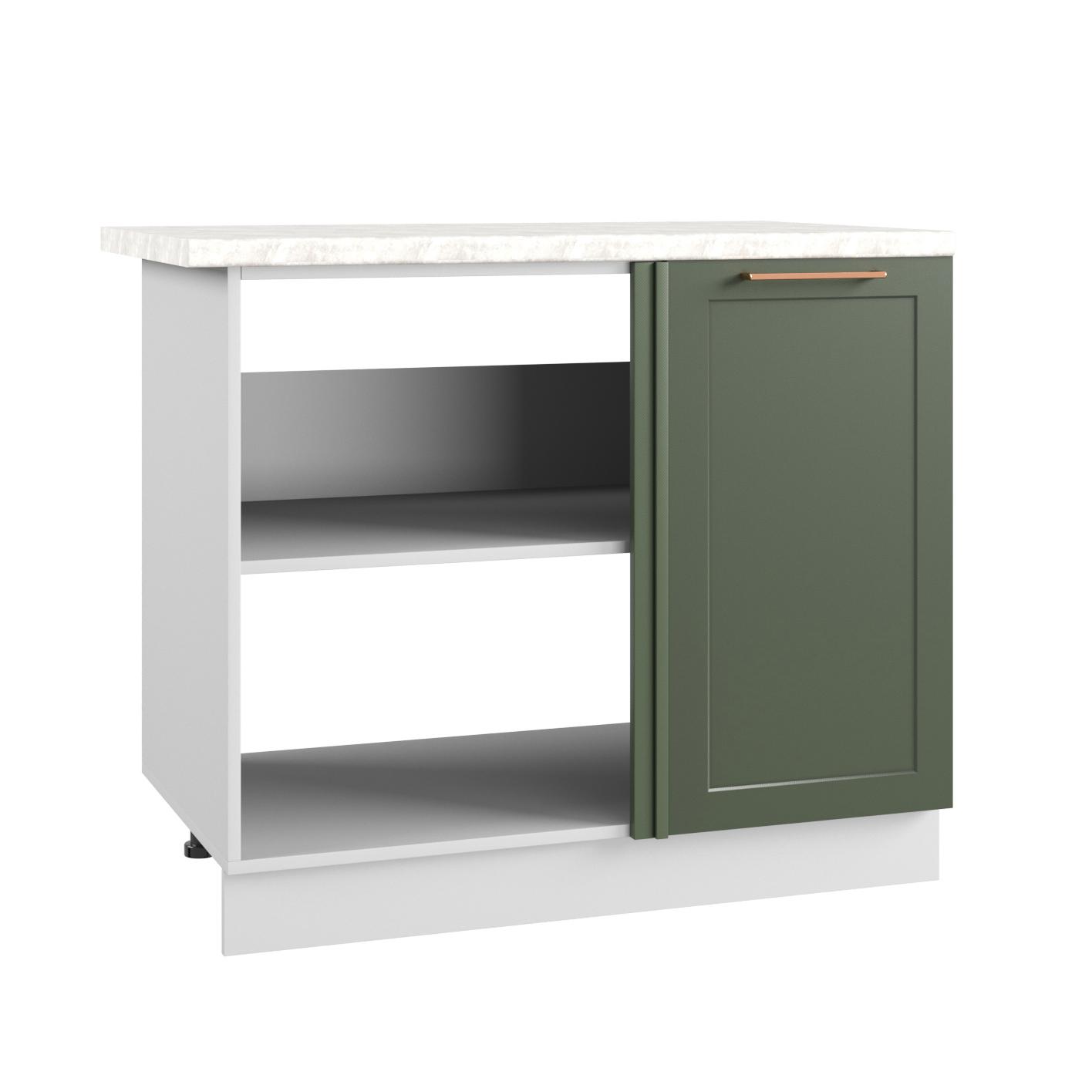 Кухня Квадро СУ 1000 Шкаф нижний угловой