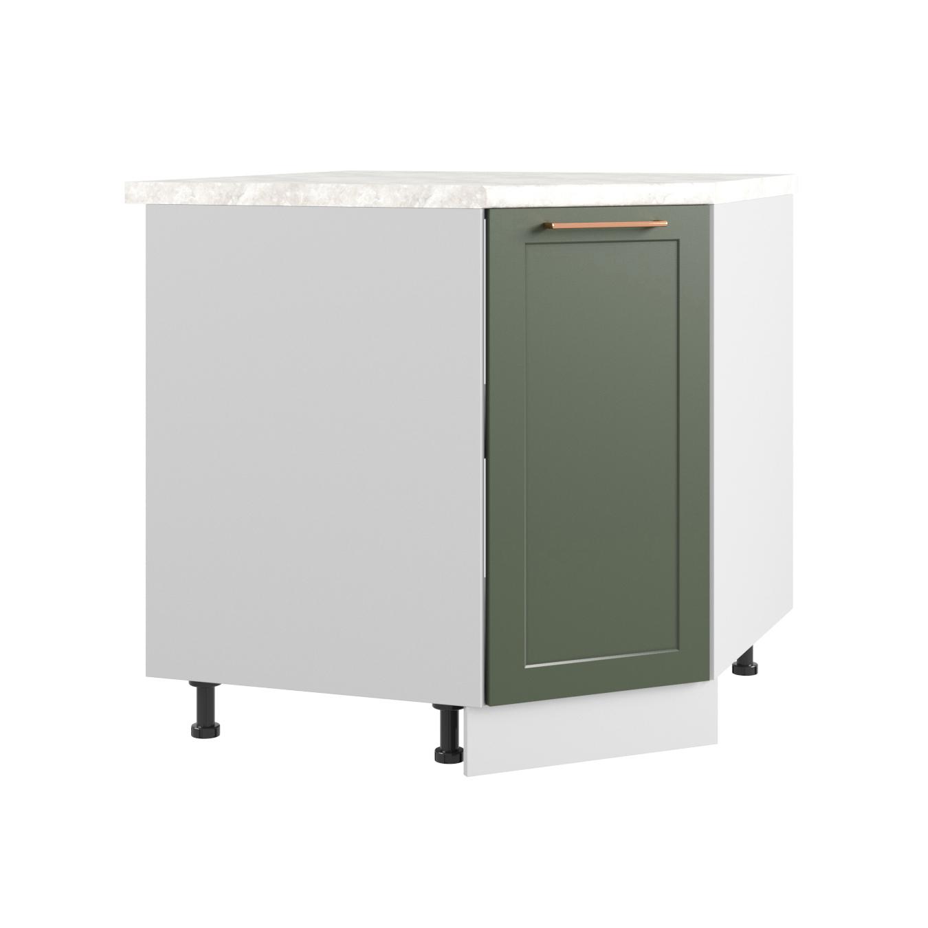 Кухня Квадро СУ 850 Шкаф нижний угловой