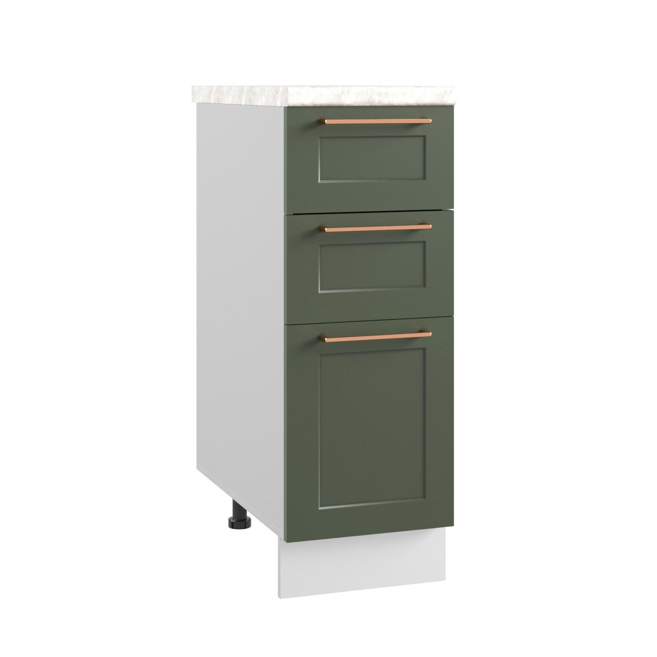 Кухня Квадро СЯ 300 Шкаф нижний с ящиками