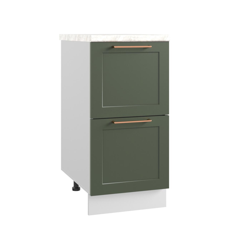 Кухня Квадро СК2 400 Шкаф нижний с ящиками