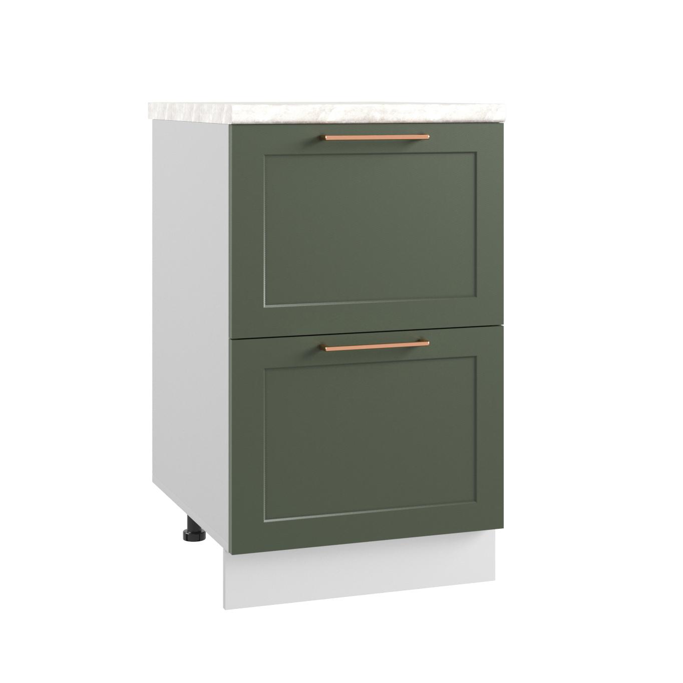 Кухня Квадро СК2 500 Шкаф нижний с ящиками