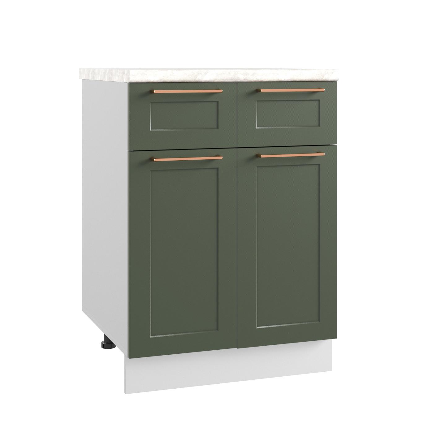 Кухня Квадро С2Я 600 Шкаф нижний с ящиками