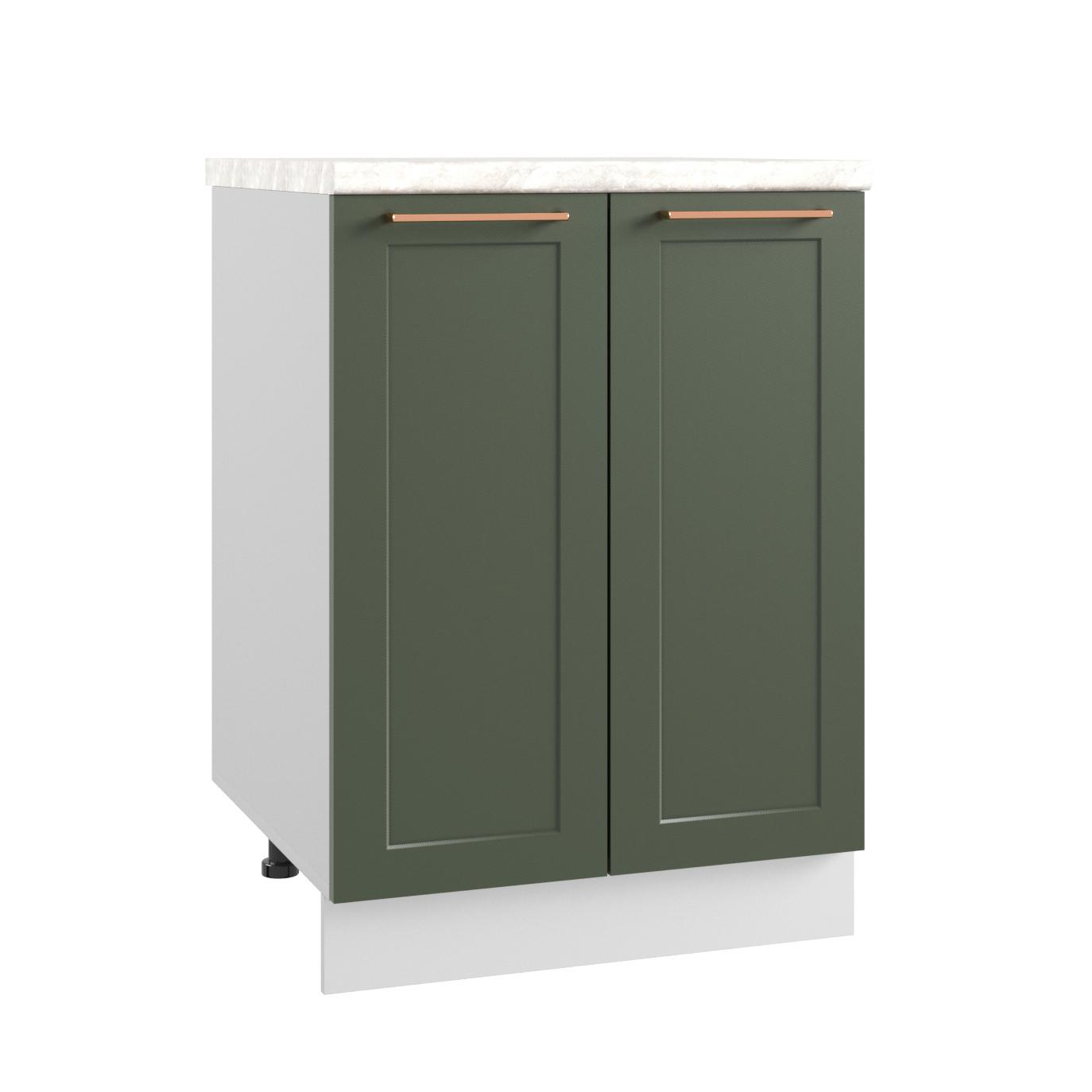 Кухня Квадро С 600 Шкаф нижний