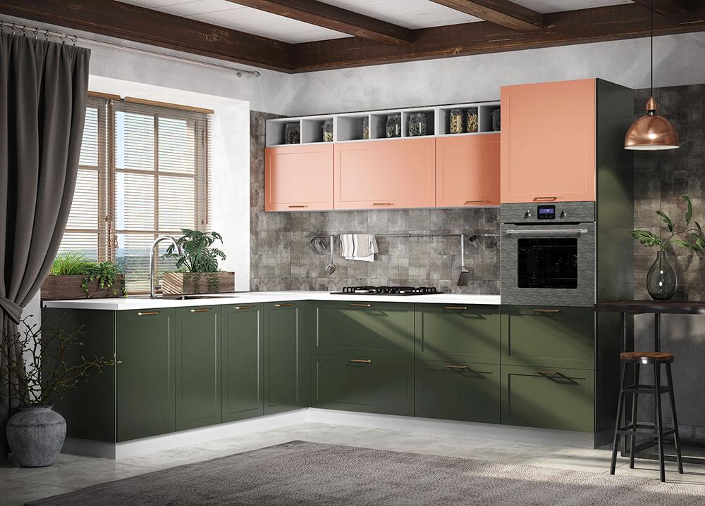 Кухня Квадро 2600*2200