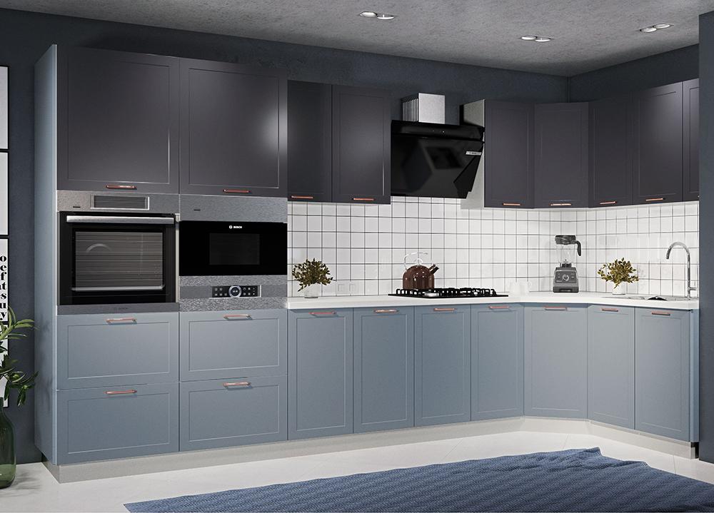 Кухня Квадро 3650*1650