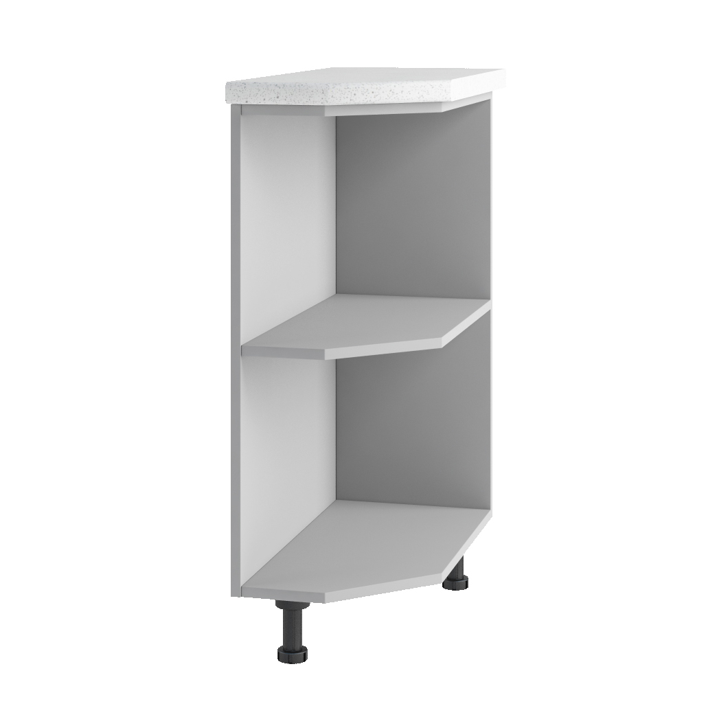 Кухня Квадро СТУ 300 Шкаф нижний тоцевой