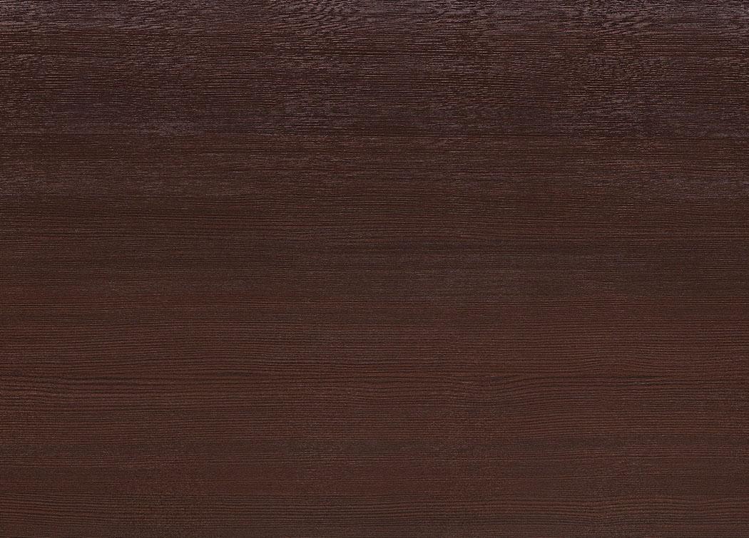 Мебельный щит № 135М Дуглас тёмный 6 мм