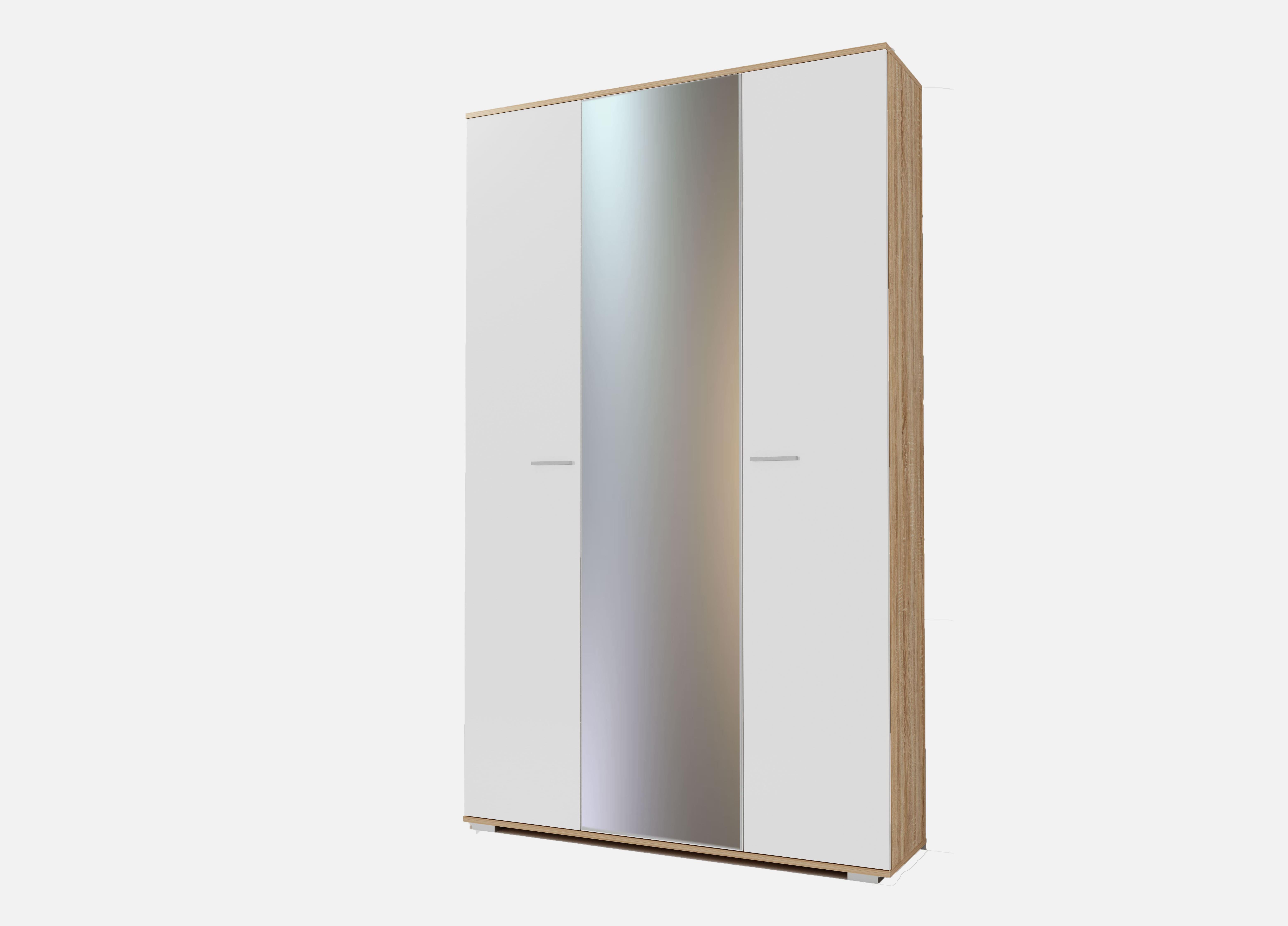 Шкаф с зеркалом Италия ШК-1300