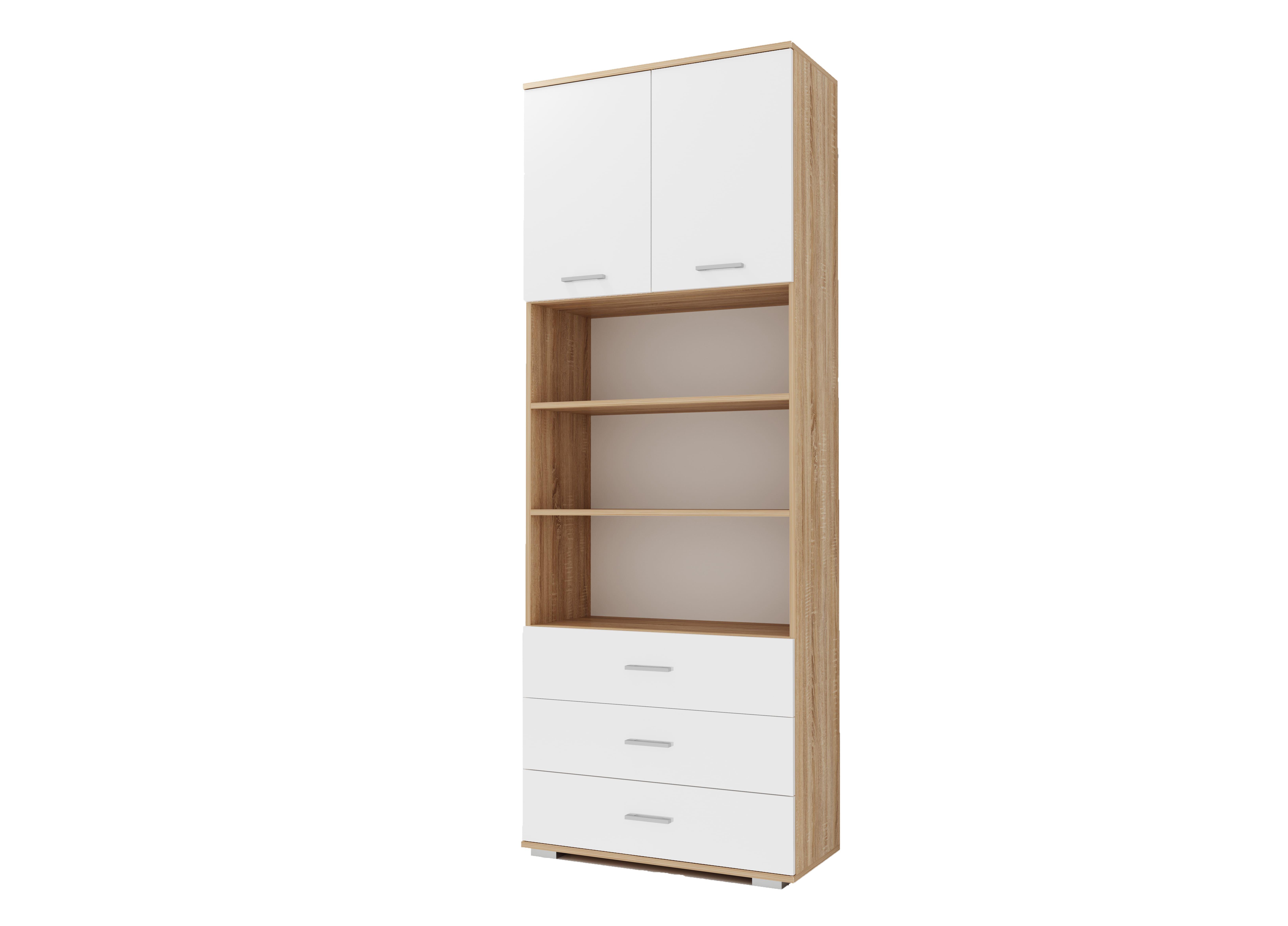 Шкаф комбинированный Италия ШК3Я-800