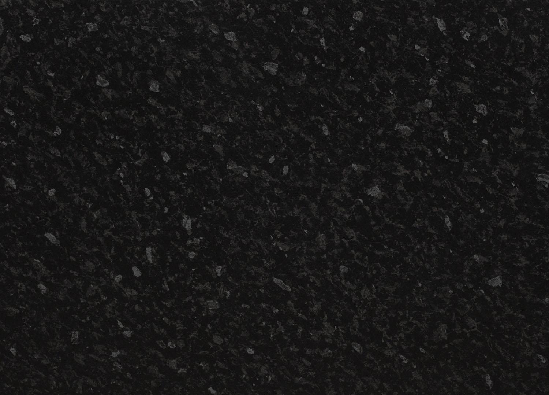 Столешница № 26 Гранит чёрный /глянец