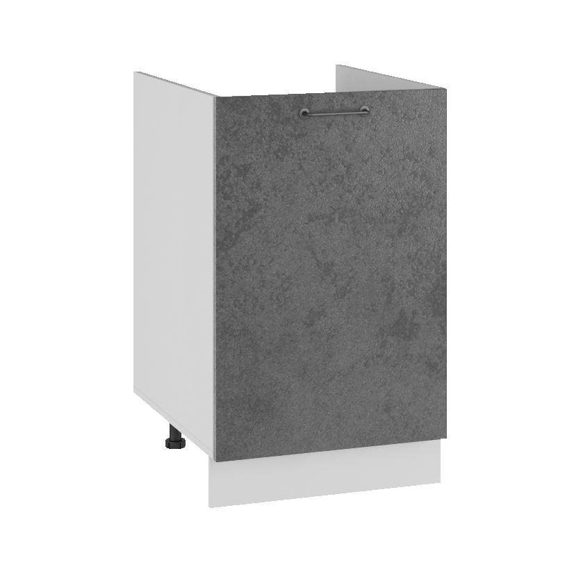 Кухня Лофт СМ 500 Шкаф нижний под мойку