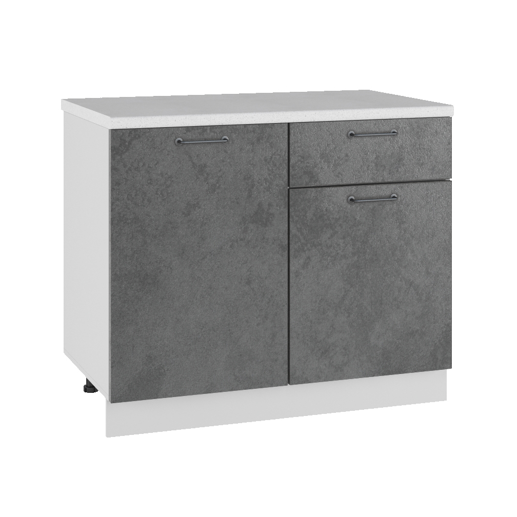 Кухня Лофт С 1000 Шкаф нижний
