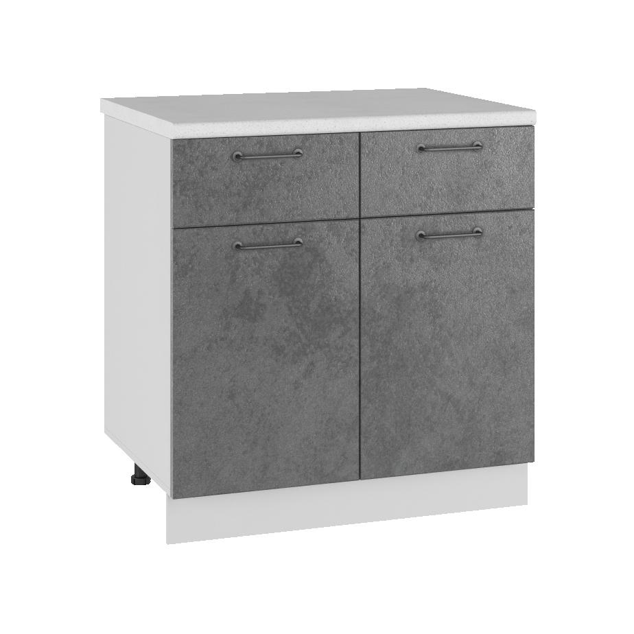 Кухня Лофт С2Я 800 Шкаф нижний