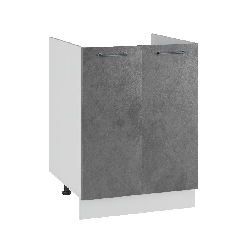 Кухня Лофт СМ 600 Шкаф нижний под мойку