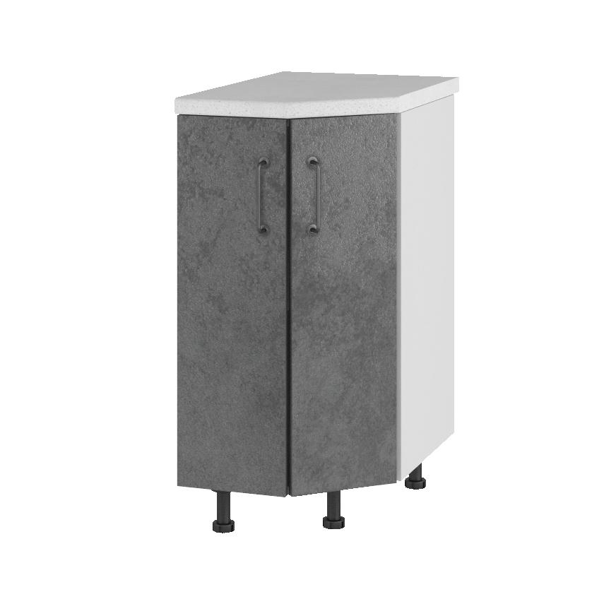 Кухня Лофт СТ 400 Шкаф нижний торцевой