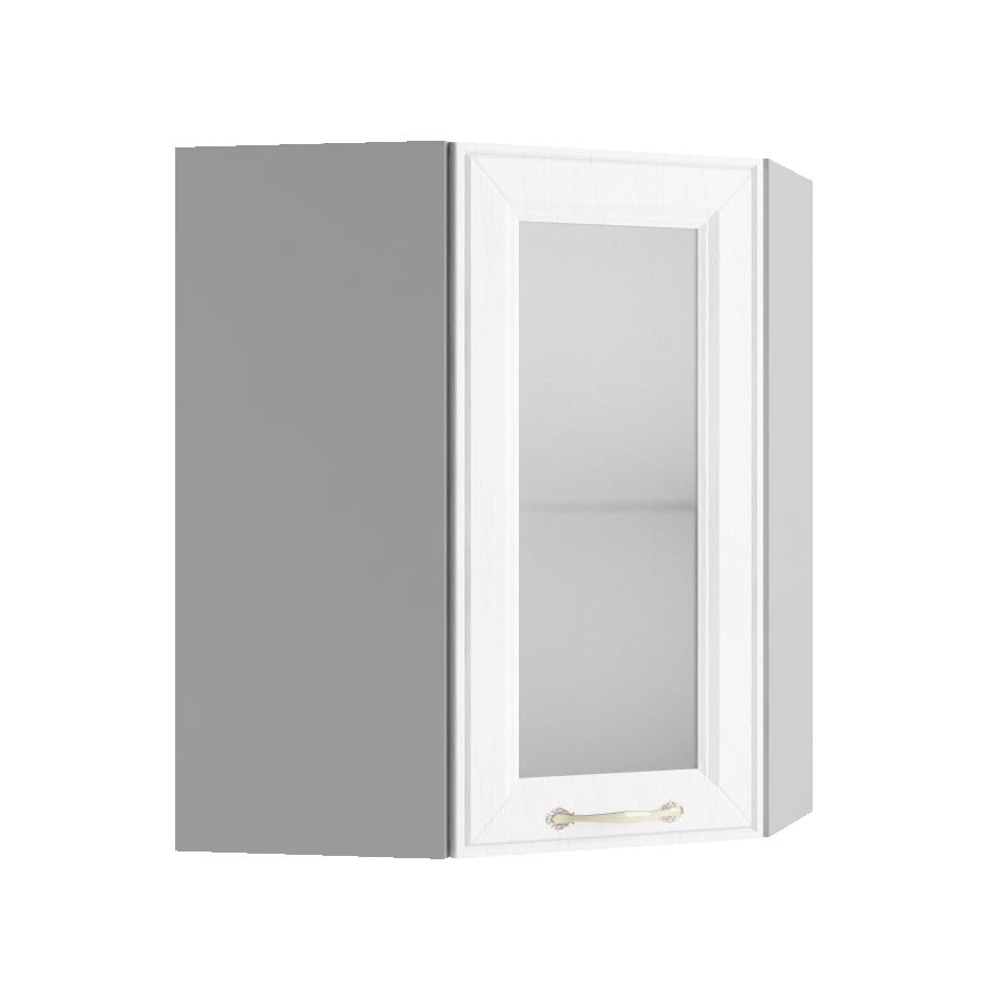 Кухня Вита ПУС 550 Шкаф верхний угловой стекло