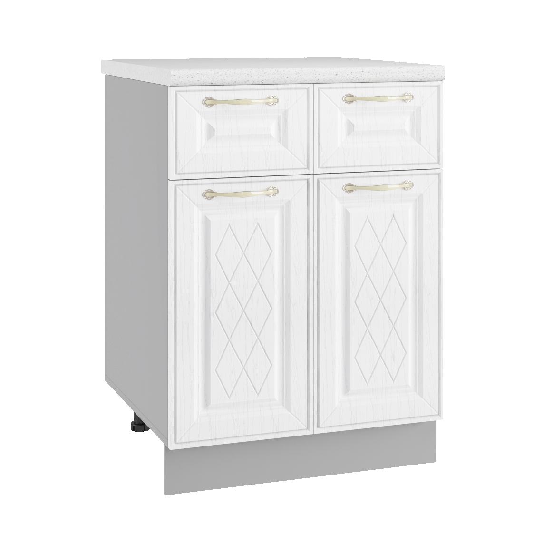 Кухня Вита С2Я 600 Шкаф нижний с 2 ящиками