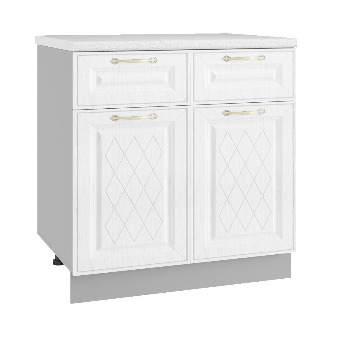 Кухня Вита С2Я 800 Шкаф нижний с 2 ящиками