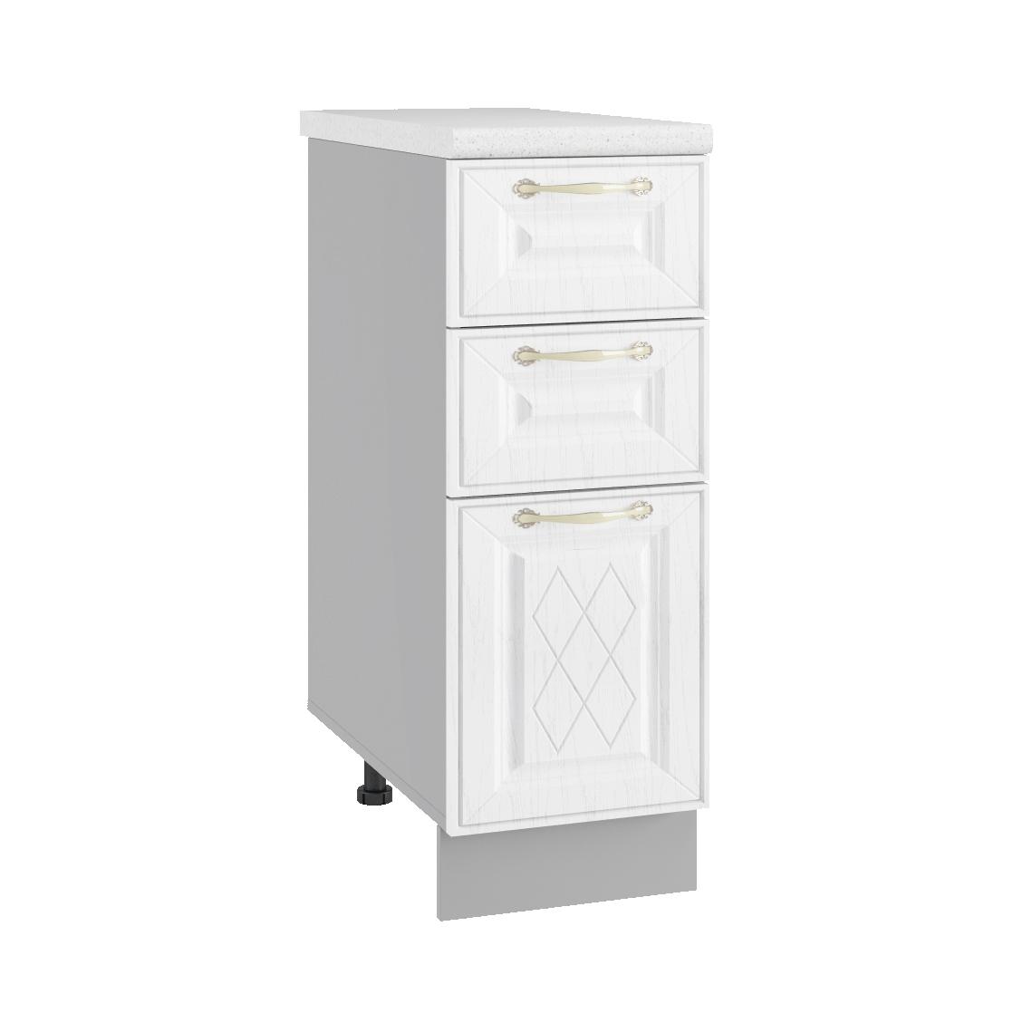 Кухня Вита СЯ 300 Шкаф нижний с 3 ящиками