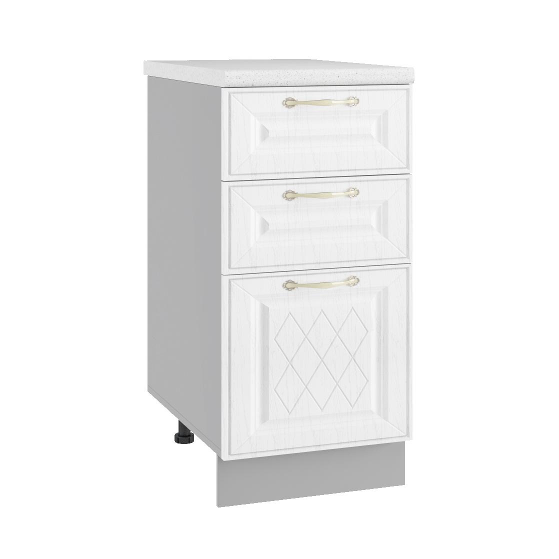 Кухня Вита СЯ 400 Шкаф нижний с 3 ящиками