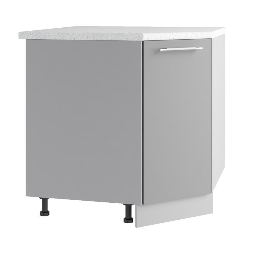 Кухня Гарда Шкаф нижний СУ 850*850 угловой