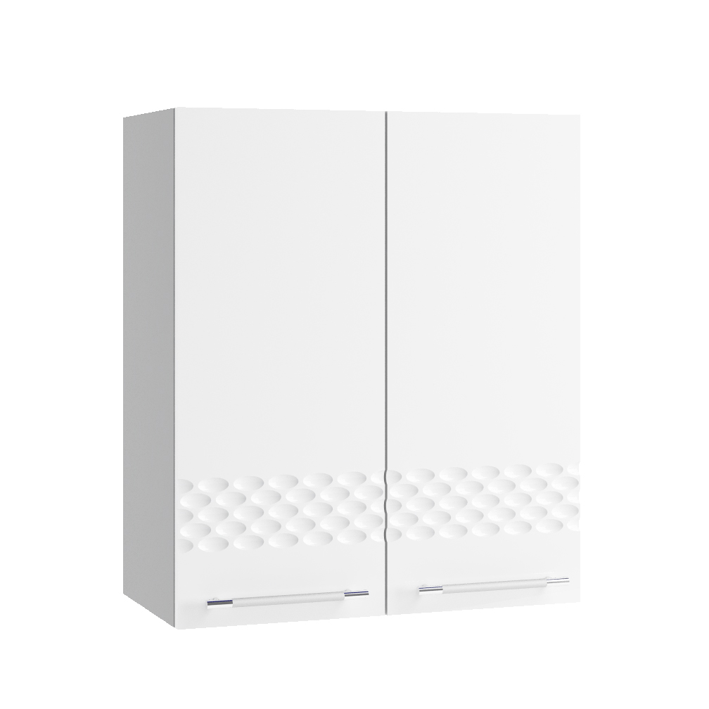 Кухня Капля 3D П 600 Шкаф верхний