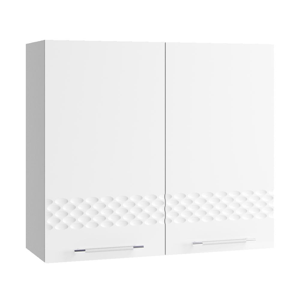 Кухня Капля 3D П 800 Шкаф верхний