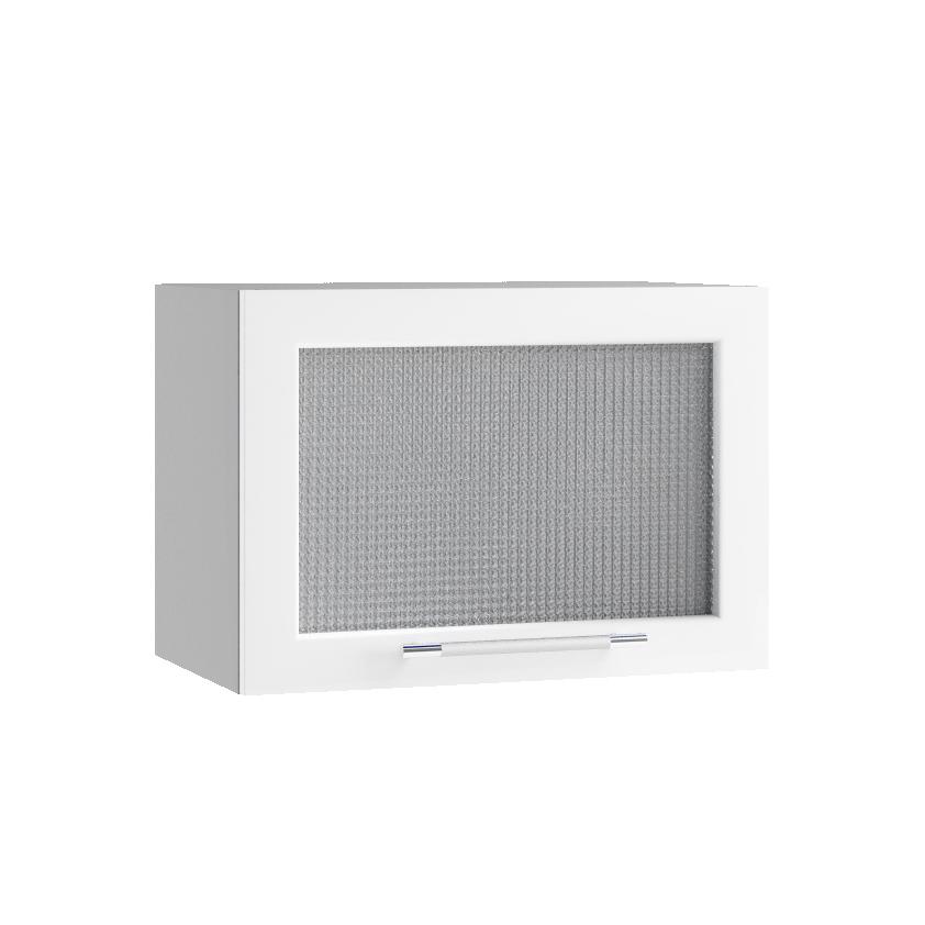 Кухня Капля 3D ПГС 500 Шкаф верхний стекло