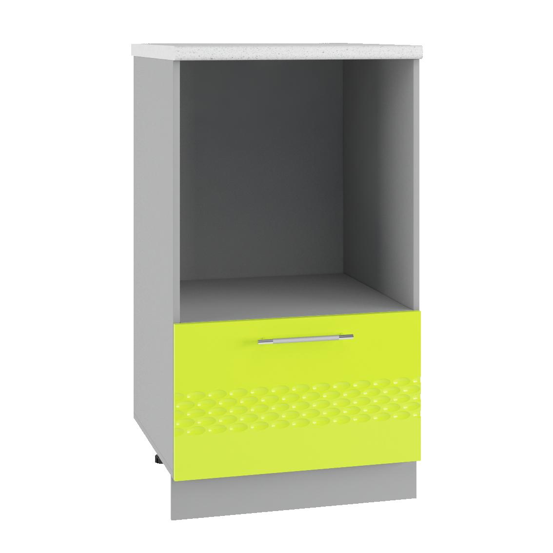Кухня Капля 3D СН 600 Шкаф для духовки