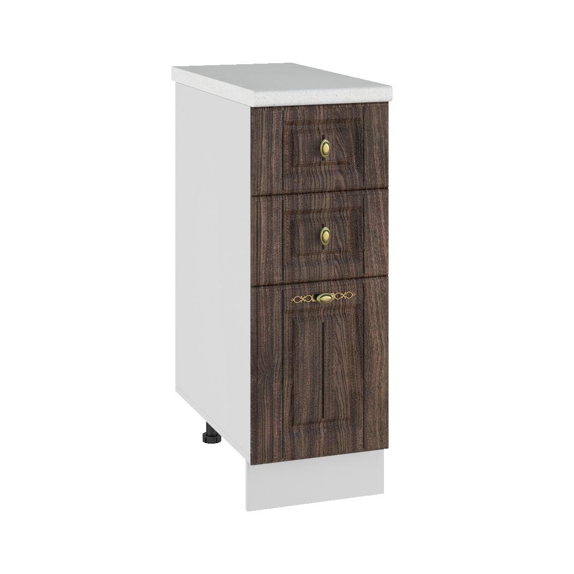 Кухня Империя СМЯ 300 ящики с метабоксами