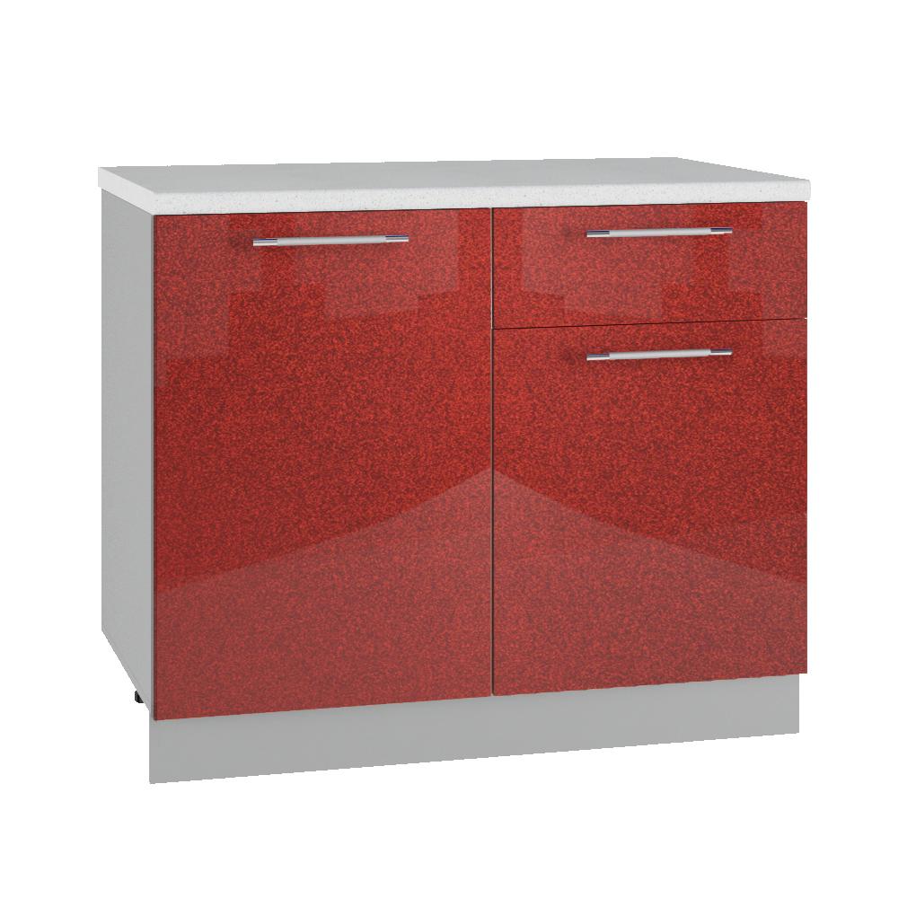 Кухня Олива С 1000 Шкаф нижний